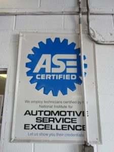 ASE Certified Mechanics 317-475-1846