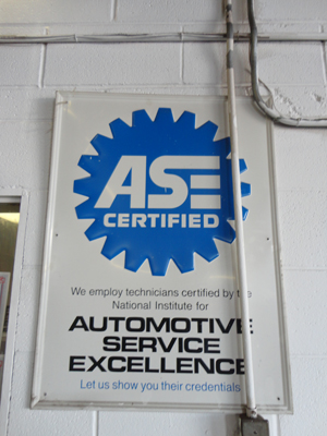 Why is it Important to Use an ASE Certified Car Mechanic
