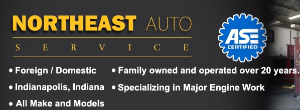 Indianapolis Auto Repair and Service 317-475-1846