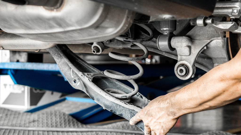 Indianapolis Car Suspension Repair and Service