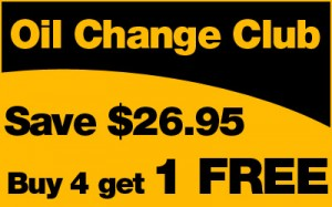 Indianapolis Oil Change Coupons 317-475-1846
